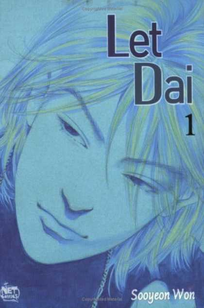 Bestselling Comics (2006) - Let Dai Vol. 1 (Let Dai) by Sooyeon Won - Let Dai - Net Comics - Eyebrows - Sooyeon Won - Purced Lips