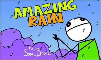 Bestselling Comics (2006) - Amazing Rain by Sam Brown