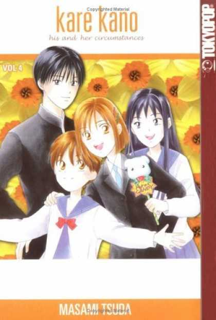 Bestselling Comics (2006) - Kare Kano: His and Her Circumstances, Vol. 4 by Masami Tsuda