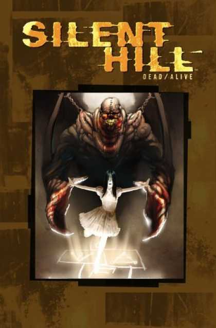 Bestselling Comics (2006) - Silent Hill: Dead/Alive (Silent Hill) by Scott Ciencin - Silent Hill - Dead - Alive - Monster - Girl