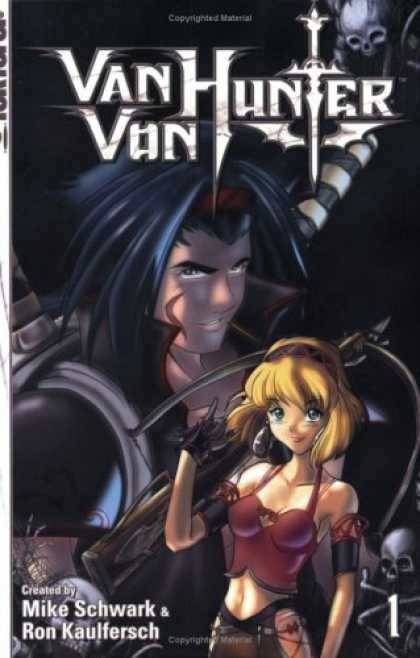 Bestselling Comics (2006) - Van Von Hunter vol. 1 by Ron Kaulfersch - Super Sexy Villain Hunters - Adult Reading Entertainment - Japanimation - Sexy Team Of Fun And Chaos - Good Or Evil-no One Knows
