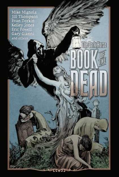 Bestselling Comics (2006) - The Dark Horse Book Of The Dead by Mike Mignola