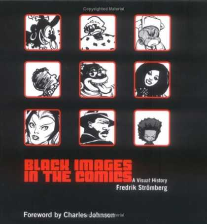 Bestselling Comics (2006) 3745 - Visual History - Fredrik Stromberg - Charles Johnson - Black - Mammy