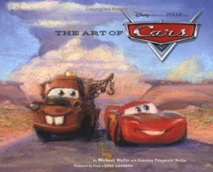 Bestselling Comics (2006) - The Art of Cars by Suzanne Fitzgerald Wallis - Funny Cars Model - Two Cars Overtaking - On The Road - Chasing - Attack