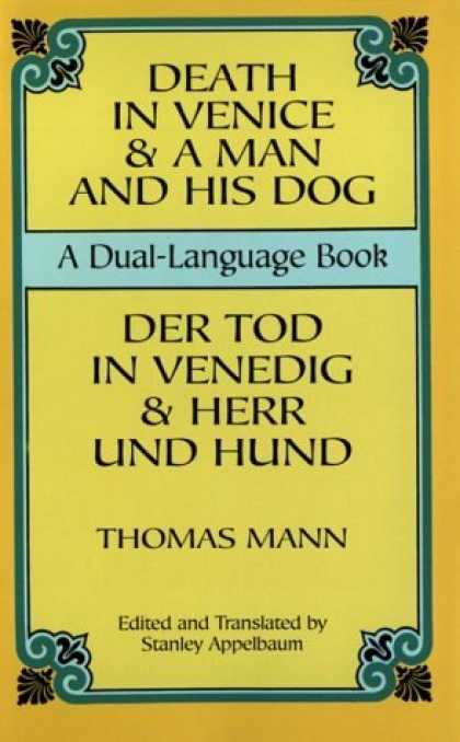 Bestselling Comics (2006) 3755 - Death In Venice - Man - Dog - Dual-language - Thomas Mann