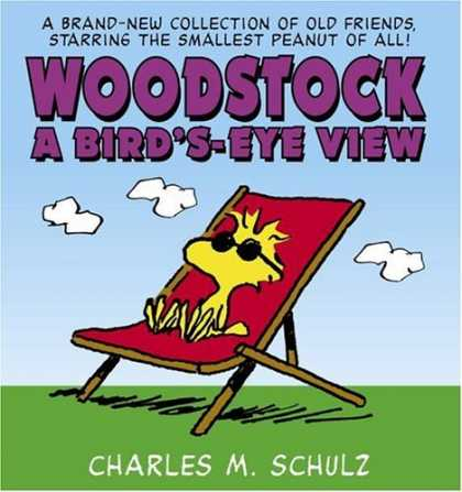 Bestselling Comics (2006) - Woodstock  A Bird's-Eye View by Charles M. Schulz