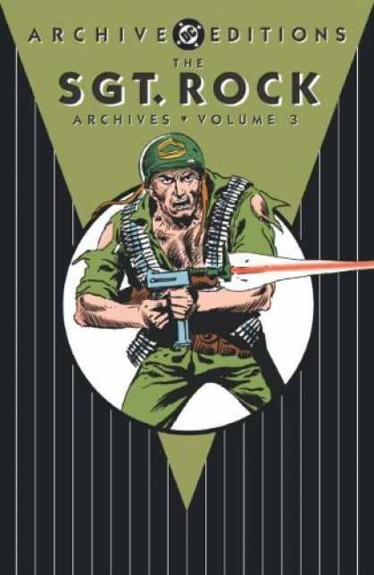 Bestselling Comics (2006) - The Sgt. Rock Archives, Vol. 3 (DC Archive Editions) by Robert Kanigher