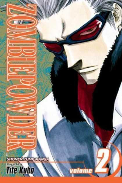Bestselling Comics (2006) - Zombie Powder, Volume 2 (Zombie Powder) by Tite Kubo - Tite Kubo - Shoununjumpmanga - Thinking Hero - Value For Death - Real Man