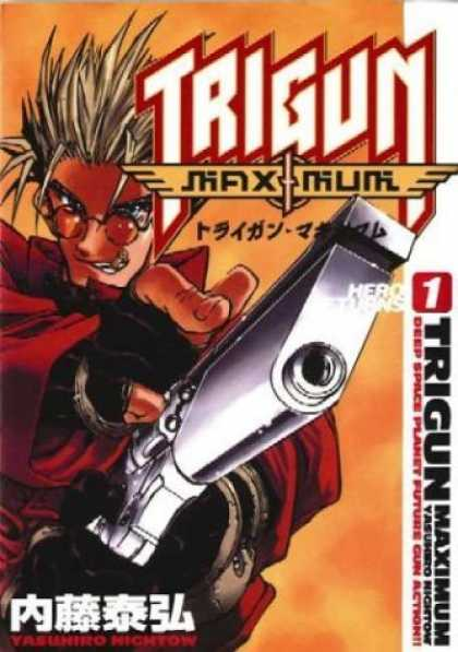 Bestselling Comics (2006) - Trigun Maximum Volume 1: The Hero Returns (Trigun Maximum (Graphic Novels)) by Y