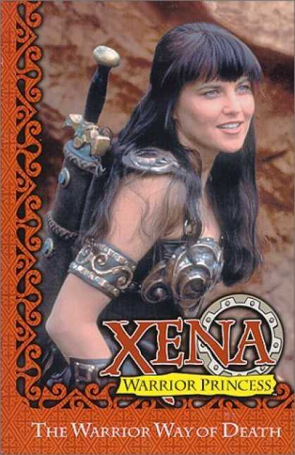 Bestselling Comics (2006) - Xena Warrior Princess: The Warrior Way of Death by John Wagner - Xena - Sword - Rock - Bustier - Metal
