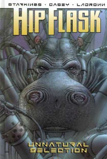 Bestselling Comics (2006) - Hip Flask: Unnatural Selection by Richard Starkings