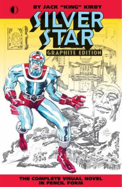 Bestselling Comics (2006) - Silver Star: Graphite Edition by Jack Kirby - Silver Star - Happy Face - Red Boots - Red Underpants - Town