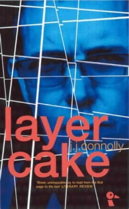 Bestselling Comics (2006) - Layer Cake by J.J. Connolly - Layer Cake - Jjconnolly - Literacy Review - Face - Original Art