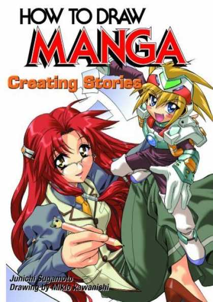 Bestselling Comics (2006) - How To Draw Manga Volume 39: Creating Stories by Junichi Sugamoto