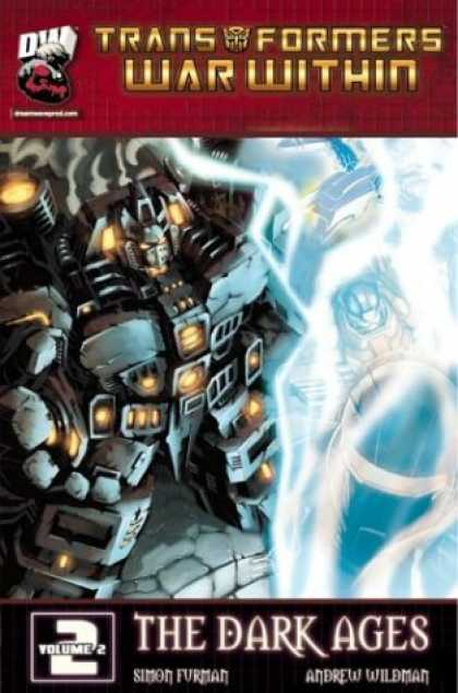 Bestselling Comics (2006) - Transformers: The War Within Volume 2 - The Dark Ages by Simon Furman - Comic Book - Transformers - Volume2 - Robots - Dark Ages