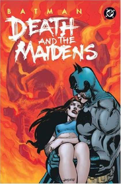 Bestselling Comics (2006) - Batman: Death and the Maidens by Greg Rucka - Death - Batman - Maidens - Girl - Dc