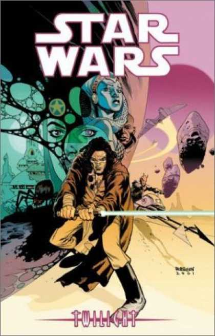 Bestselling Comics (2006) - Twilight (Star Wars: Ongoing, Volume 4) by John Ostrander