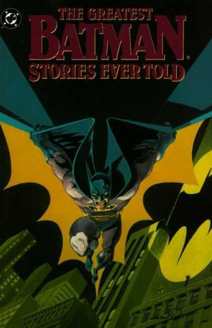 Bestselling Comics (2006) 3864 - Batman - Stories Ever Told - Dg - The Greatest