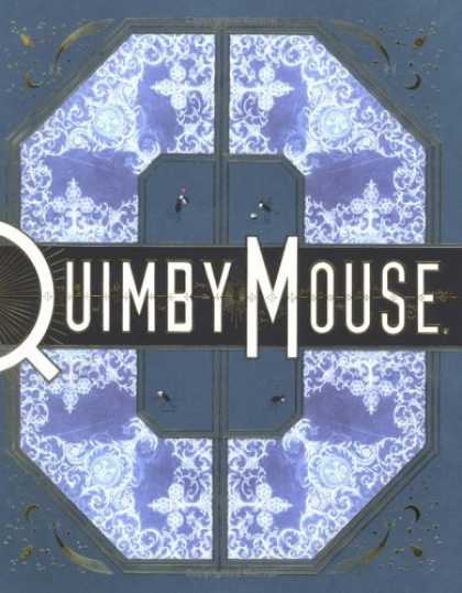 Bestselling Comics (2006) - Quimby the Mouse (ACME Novelty Library Series) by Chris Ware - Duimby Moouse - Blue - Seahorse - Duimby - Mouse
