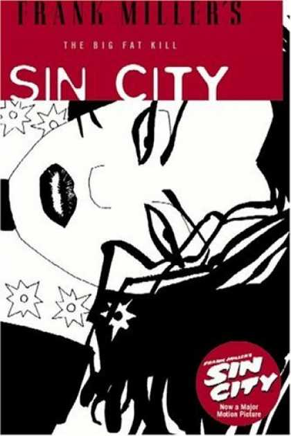 Bestselling Comics (2006) - The Big Fat Kill (Sin City, Book 3: Second Edition) by Frank Miller