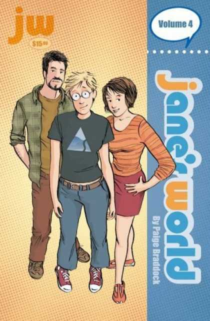 Bestselling Comics (2006) - Jane's World Volume 4 by Paige Braddock - Volume 4 - James World - Paige Braddock - Glasses - Triangle
