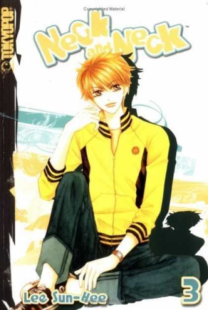 Bestselling Comics (2006) - Neck And Neck (Neck and Neck) by Lee Sun-Hee - Teenager - Hip - Chic - Yellow - Mellow
