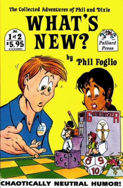 Bestselling Comics (2006) - What's New 1