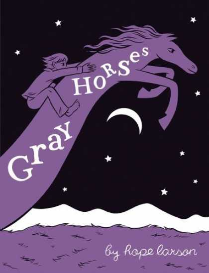 Bestselling Comics (2006) - Gray Horses by Hope Larson