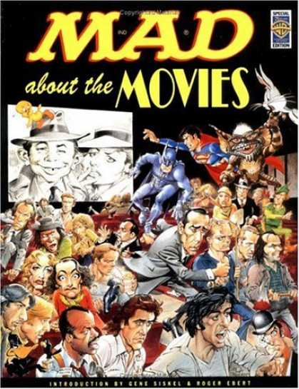 Bestselling Comics (2006) - Mad About the Movies: Special Warner Bros Edition by EDITORS OF MAD MAGAZINE