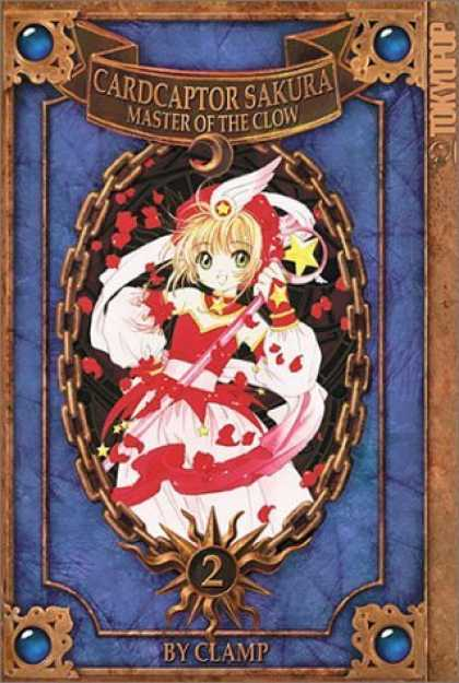 Bestselling Comics (2006) - Cardcaptor Sakura: Master of the Clow, Book 2 by Clamp