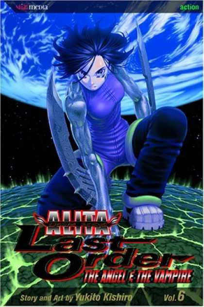 Bestselling Comics (2006) - Battle Angel Alita: Last Order, Volume 6 (Battle Angel Alita Last Order)