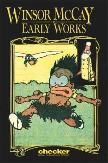 Bestselling Comics (2006) - Winsor McCay: Early Works, Vol. 1 (Early Works) by Winsor McCay - Winsor Mccay - Early Works - Checker - Running - Skirt