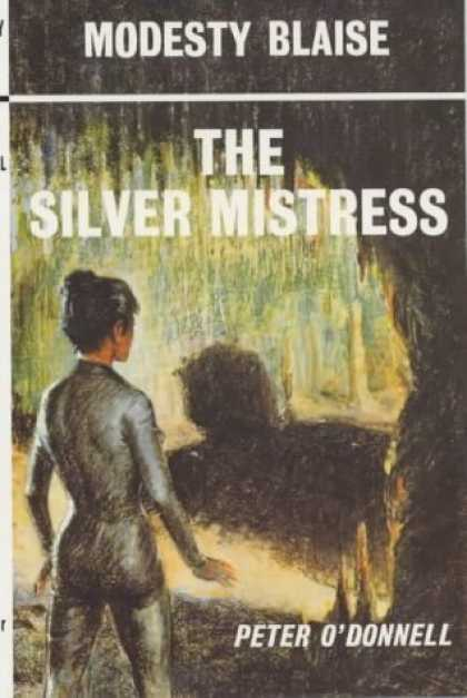 Bestselling Comics (2006) - The Silver Mistress: Modesty Blaise by Peter O'Donnell
