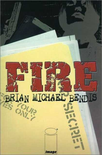 Bestselling Comics (2006) - Fire by Brian Michael Bendis