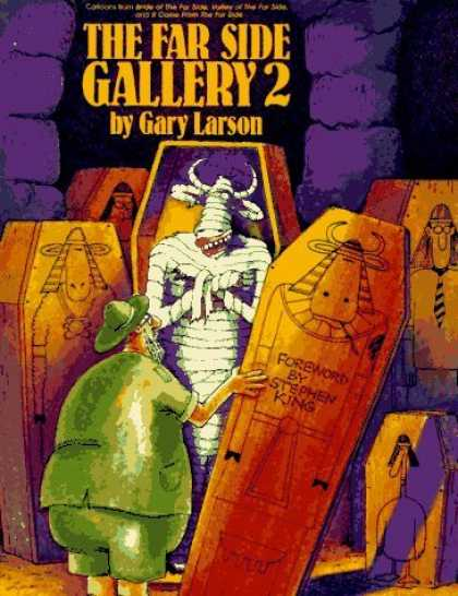 Bestselling Comics (2006) - Far Side Gallery 2 (Far Side Series) by Gary Larson