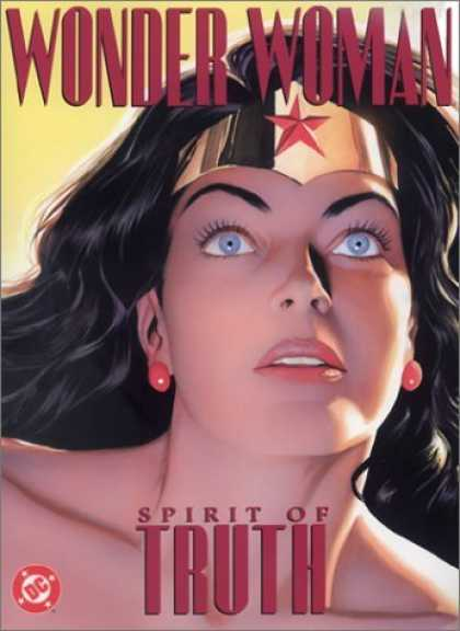 Bestselling Comics (2006) - Wonder Woman: Spirit of Truth (Wonder Woman (Graphic Novels)) by Paul Dini