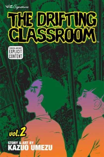 Bestselling Comics (2006) - The Drifting Classroom, Volume 2 (Drifting Classroom) by Kazuo Umezu