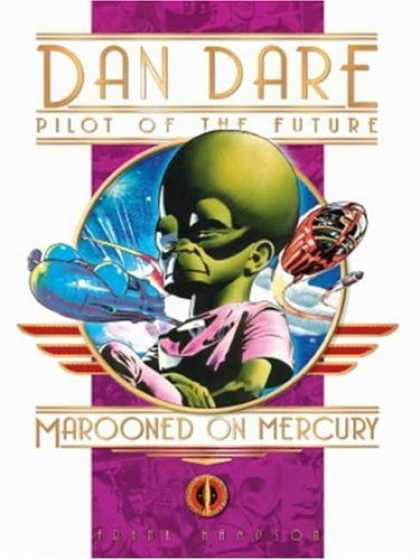 Bestselling Comics (2006) - Classic Dan Dare: Marooned on Mercury by Frank Hampson