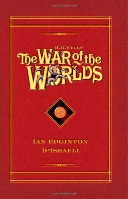 Bestselling Comics (2006) - H. G. Wells' The War Of The Worlds by Ian Edginton