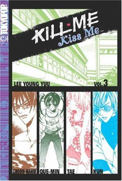 Bestselling Comics (2006) - Kill Me, Kiss Me, Book 3 by Lee Young Yuu