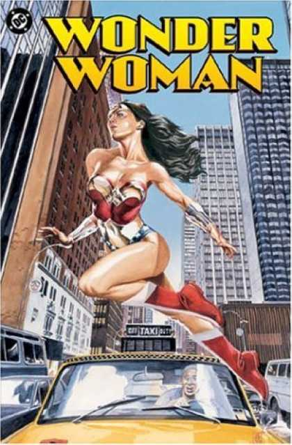Bestselling Comics (2006) - Wonder Woman: Down to Earth by Greg Rucka