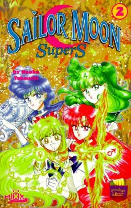 Bestselling Comics (2006) - Sailor Moon Supers, Vol. 2 by Naoko Takeuchi