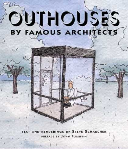 Bestselling Comics (2006) - Outhouses by Famous Architects by Steve Schaecher