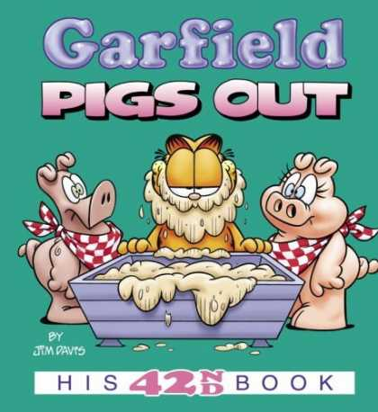 Bestselling Comics (2006) - Garfield Pigs Out (Garfield) by Jim Davis