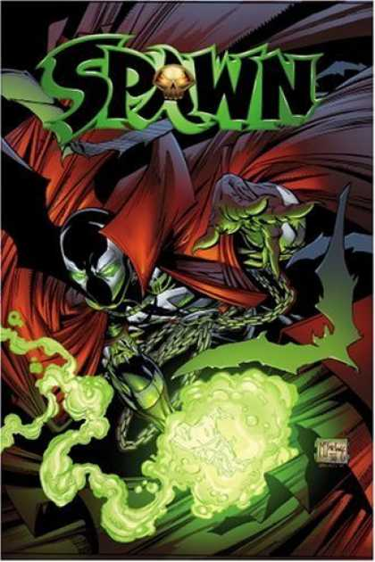 Bestselling Comics (2006) - Spawn Collection Volume 1 by Todd McFarlane