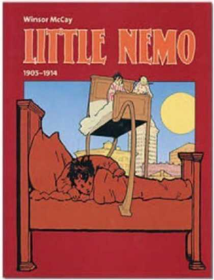 Bestselling Comics (2006) - Little Nemo 1905-1914 (Evergreen) by Winsor McCay
