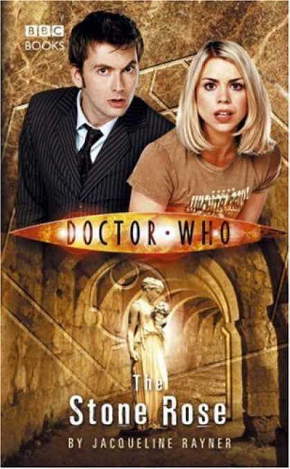 Bestselling Comics (2006) - The Stone Rose (Doctor Who) by Jac Rayner - Blonde - Women - Blackhaired - Man - People