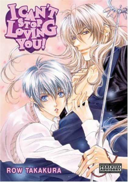 Bestselling Comics (2006) - I Can't Stop Loving You, Vol. 1 by - Cant Stop Loving You - Long Hair - Row Takakura - Parental Advisory - Purple Heart