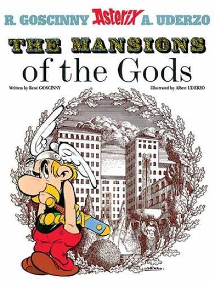 Bestselling Comics (2006) - Asterix The Mansions of the Gods (Asterix) by Rene Goscinny