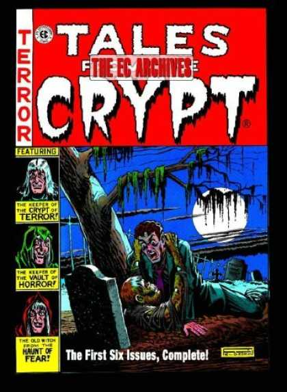 Bestselling Comics (2006) - The EC Archives: Tales From The Crypt Volume 1 (The Ec Archives) by Al Feldstein